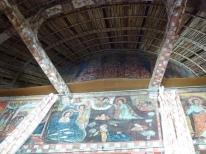 Botezul Domnului ( langa tavan)